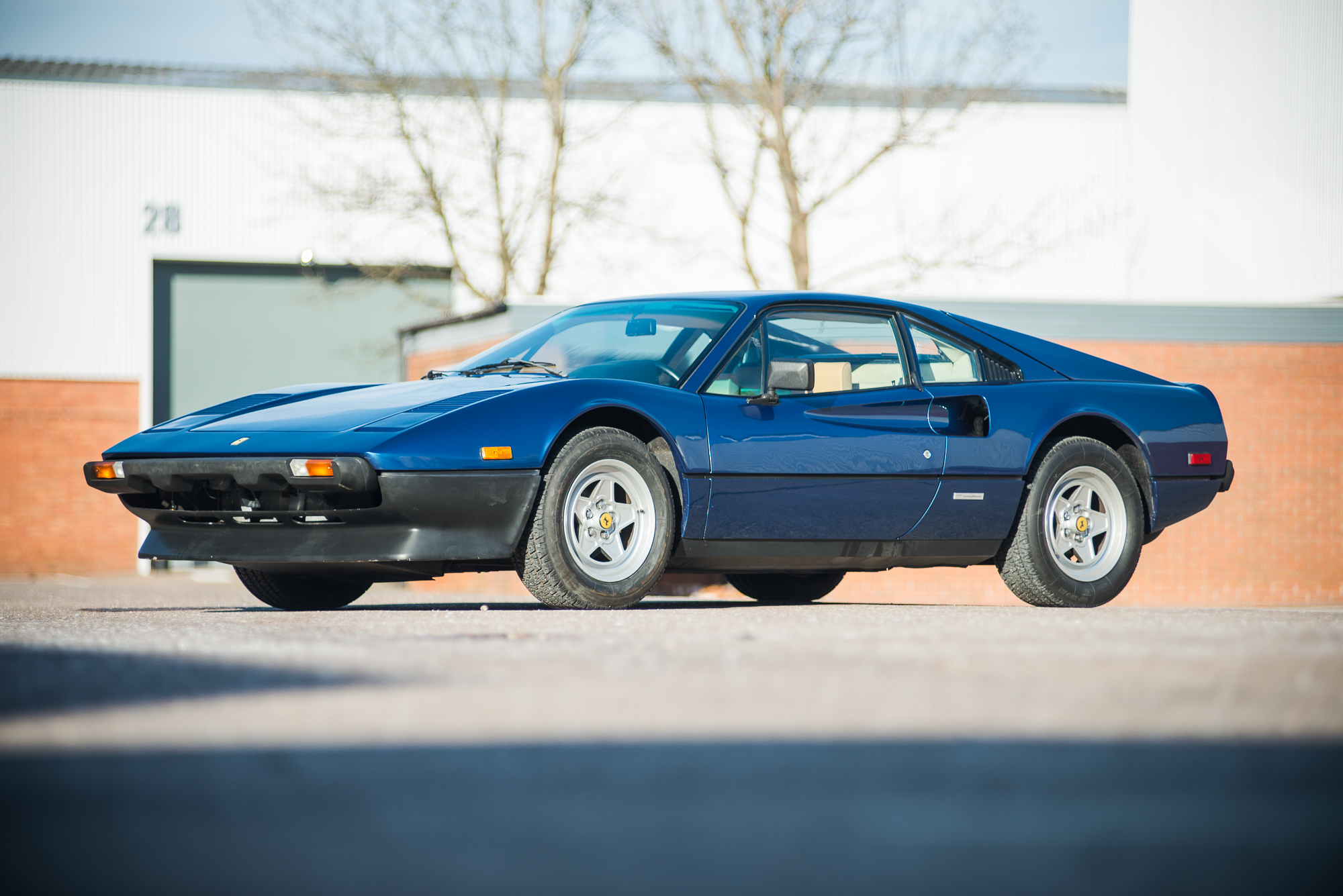 1982 Ferrari 308 Gtb Classic Driver Market