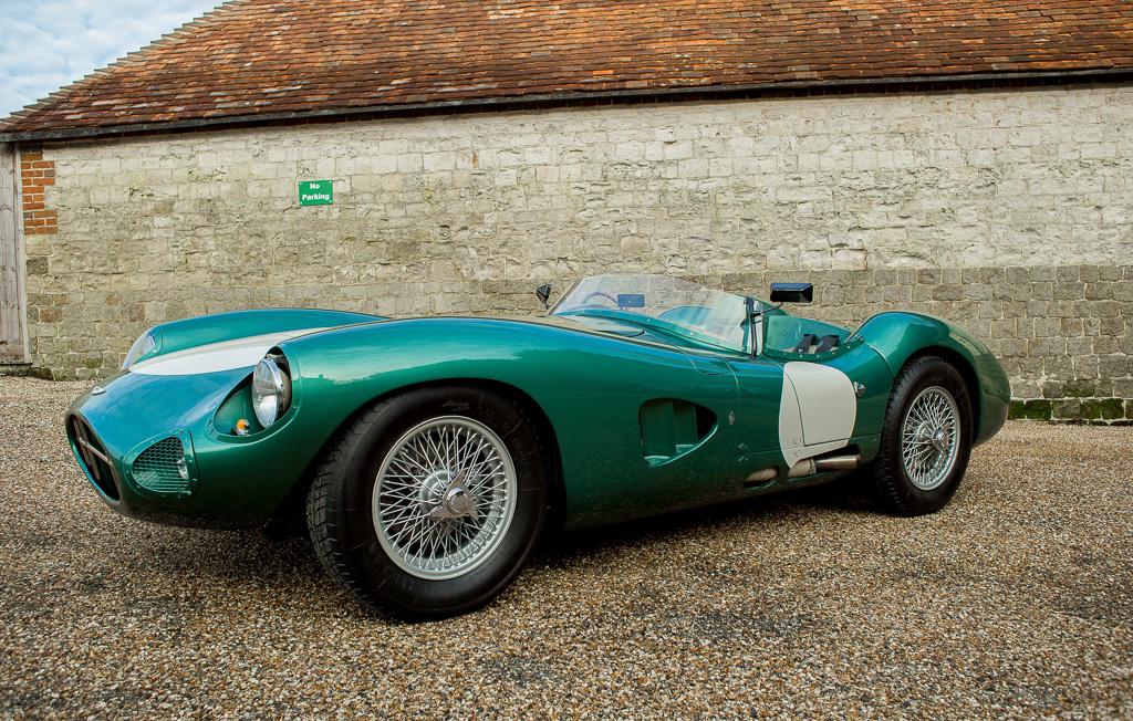 2013 Replica Aston Martin Dbr1 Replica Evanta Motor Company Replica Classic Driver Market