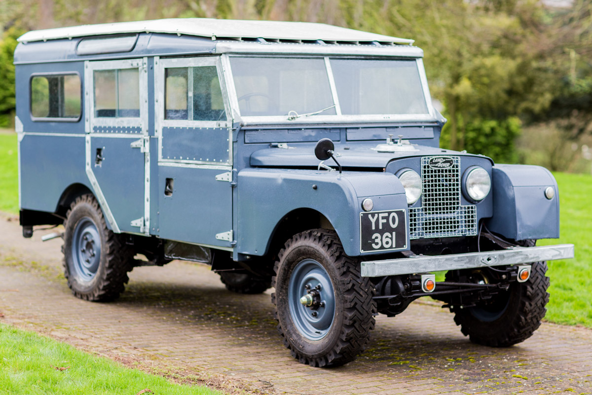 Used Land Rovers For Sale >> 1957 Land Rover Defender   Classic Driver Market