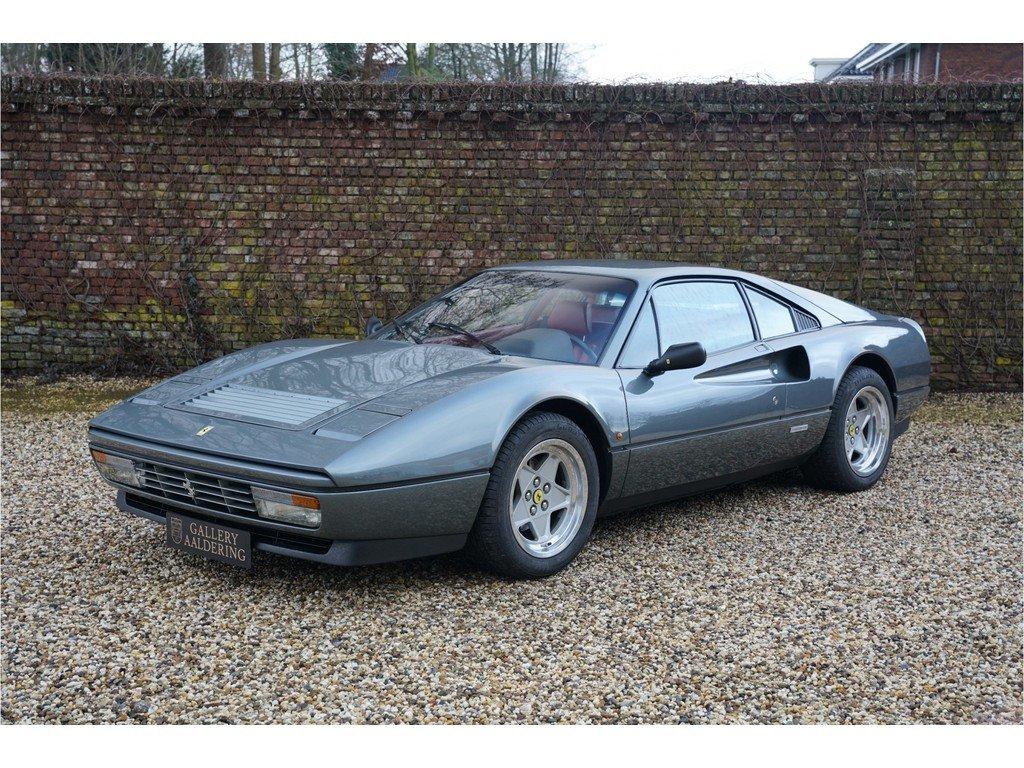1986 Ferrari 328 Gtb Classic Driver Market
