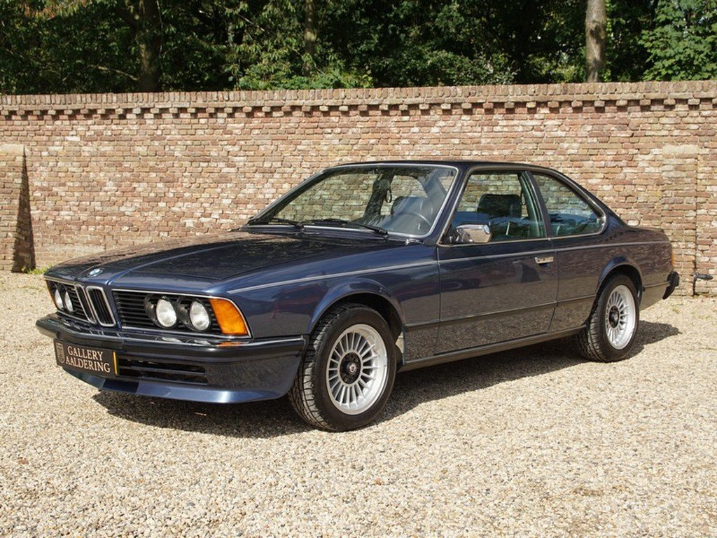 1980 Bmw 6 Series 635 Csi Oldtimer Zu Verkaufen