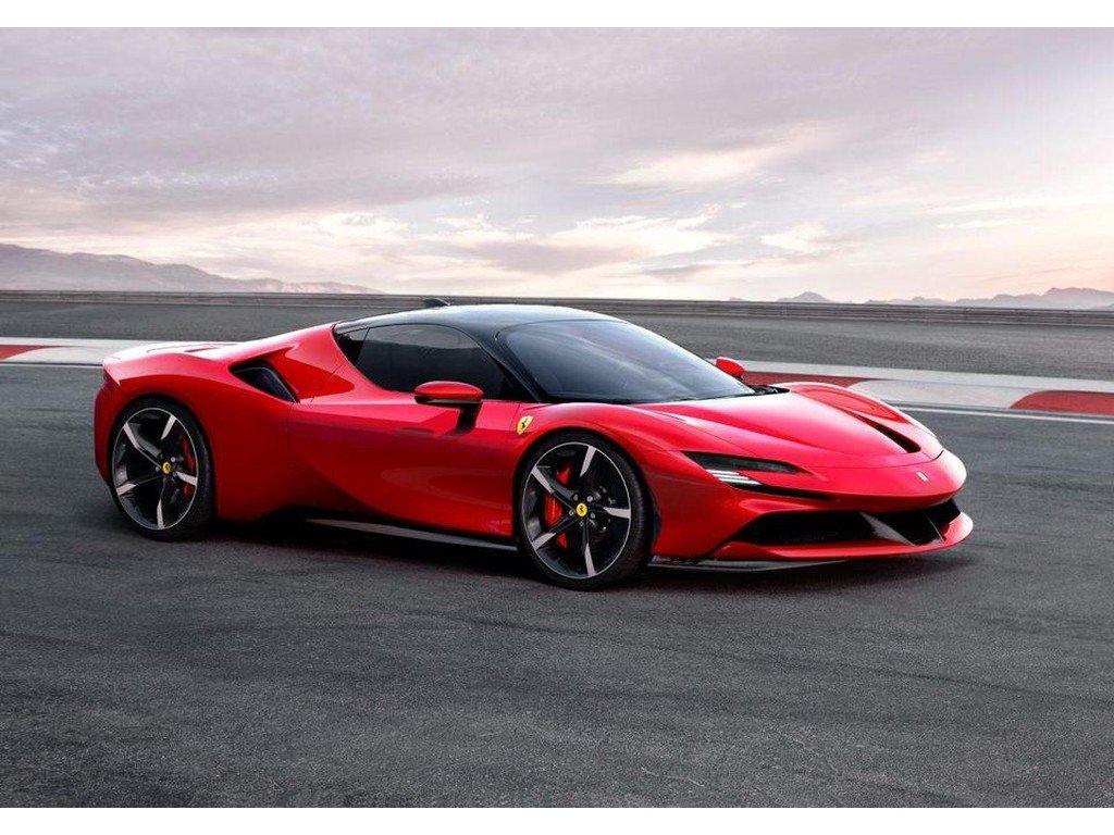 2021 Ferrari Sf90 Free Configuration Delivery Q1 2021 Price Depends On Configuration Classic Driver Market