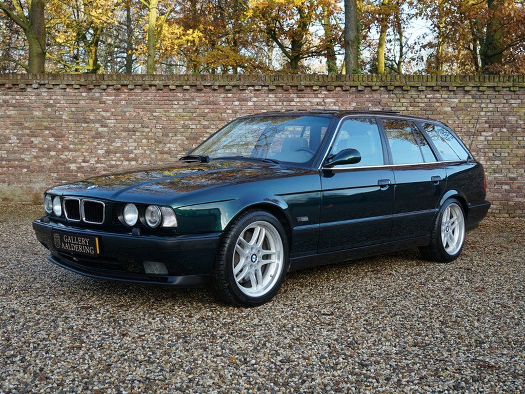 1995 Bmw M5 3 8 E34 Touring Manual 6 Speed Classic Driver Market