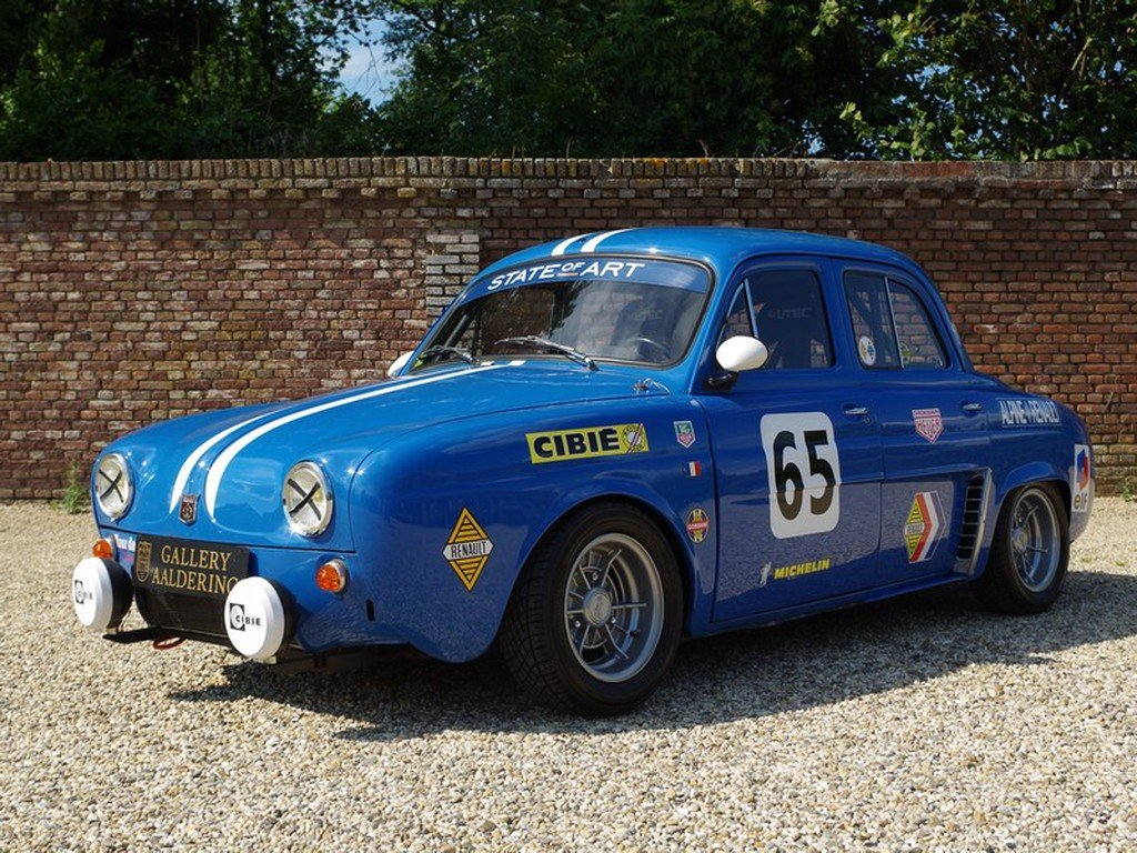 1965 Renault Dauphine Classic Driver Market