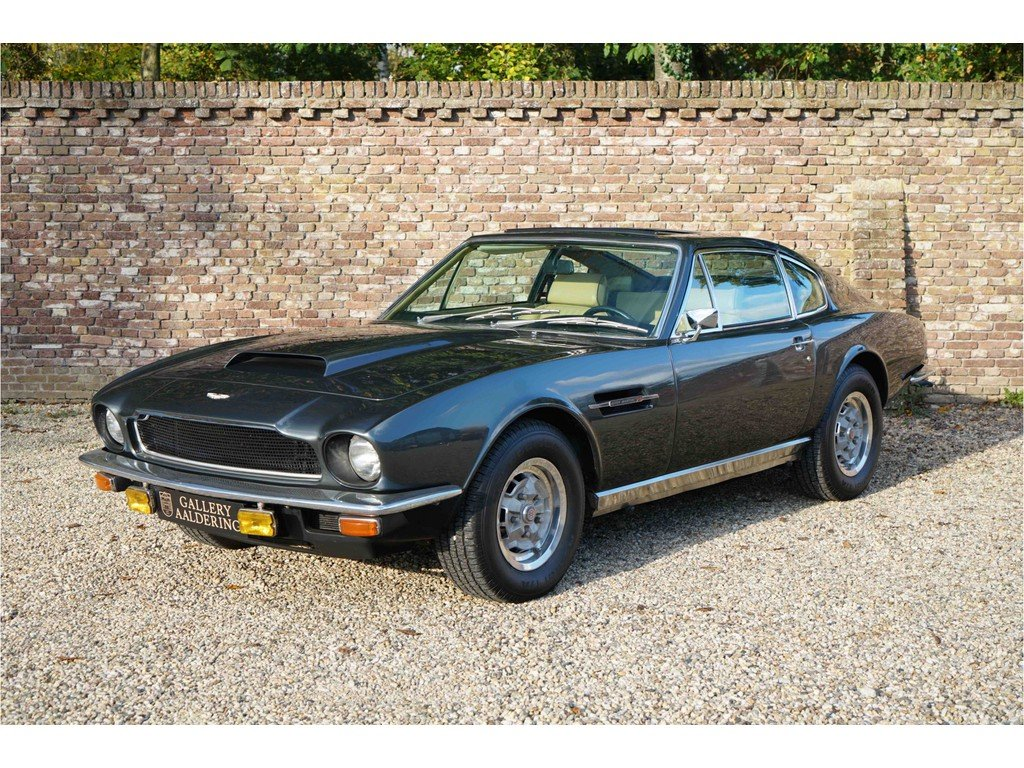 1977 Aston Martin V8 5 3 V8 2 2 Series 3 Lhd Classic Driver Market