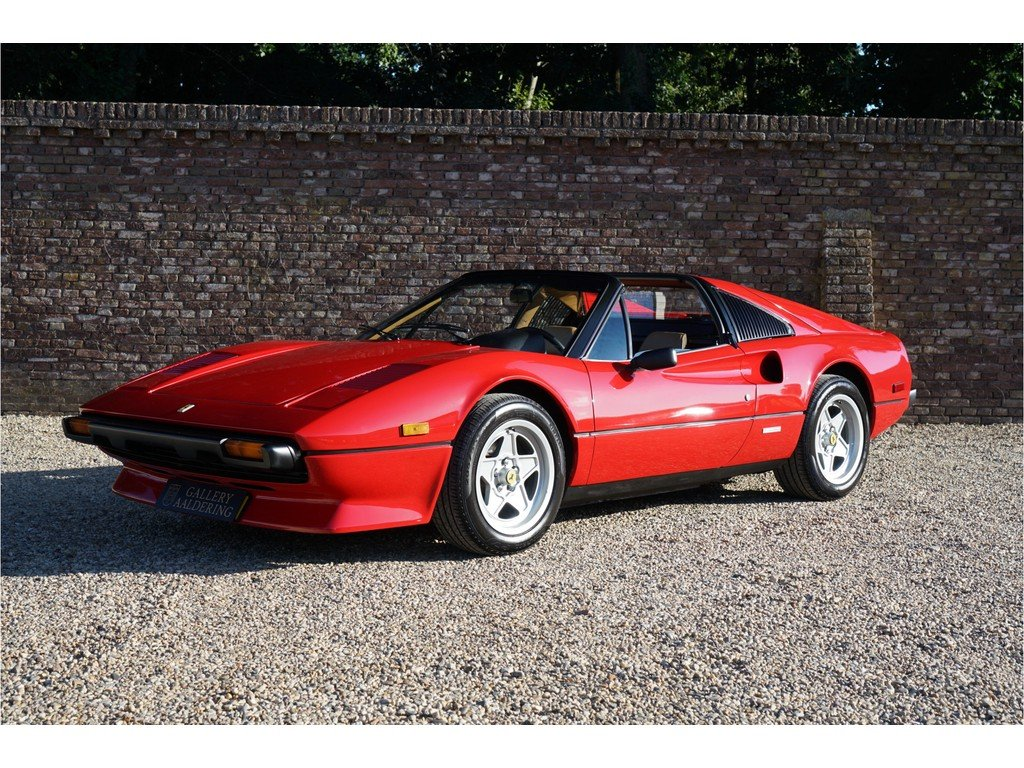 1979 Ferrari 308 Gts Classic Driver Market