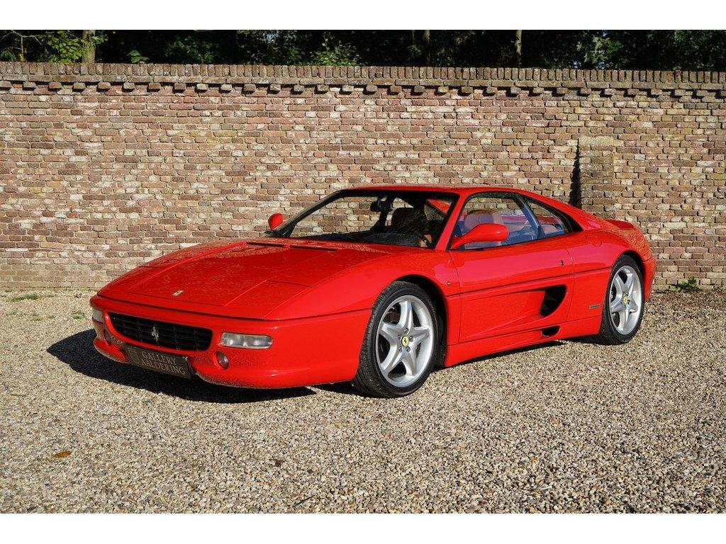1997 Ferrari F355 Gtb F1 Classic Driver Market