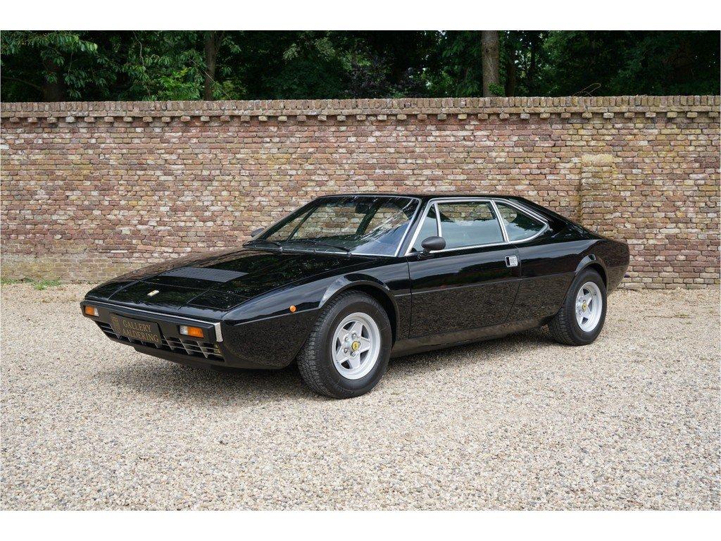 1979 Ferrari 308 Gt4 Dino Classic Driver Market