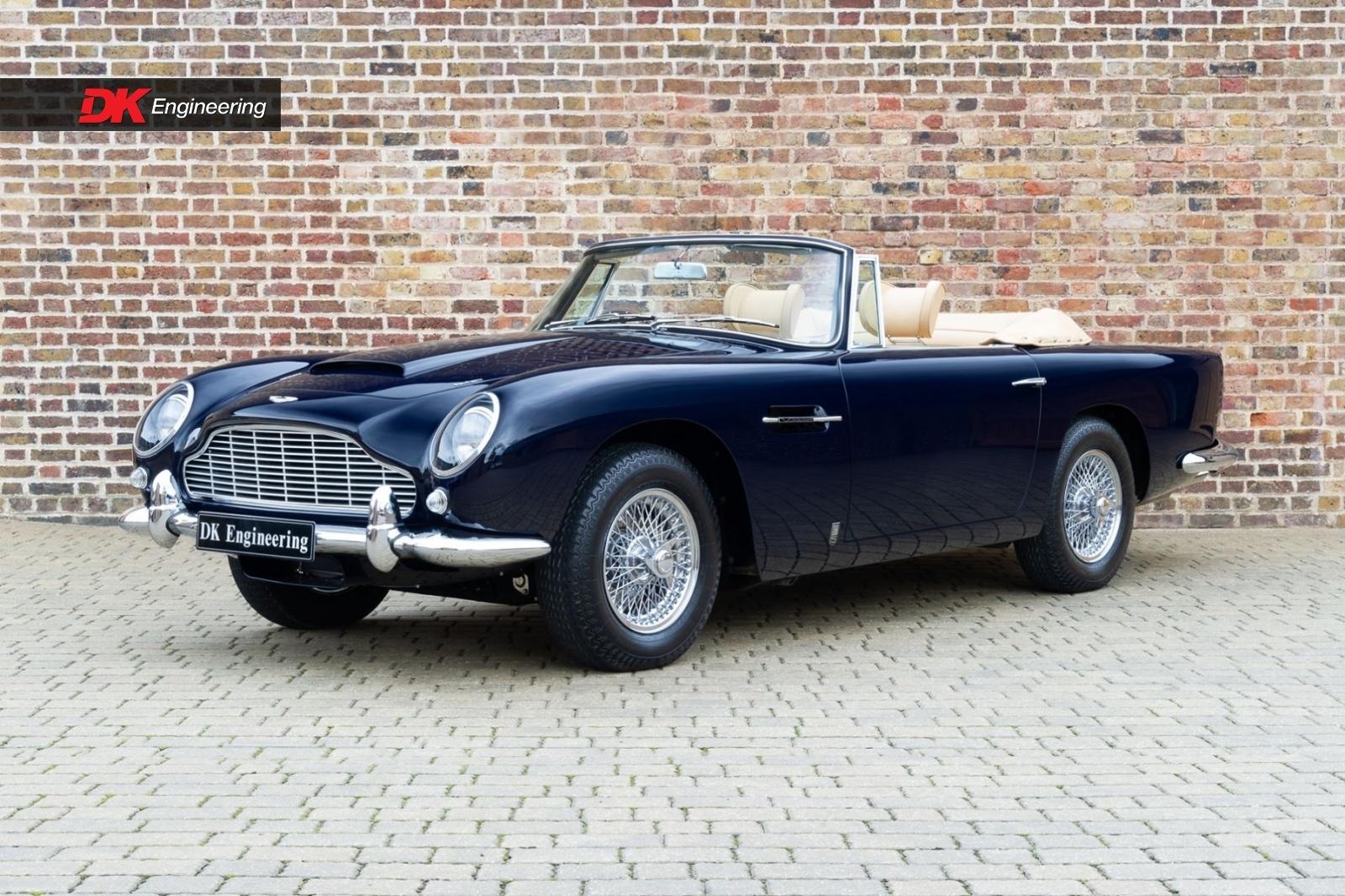 1965 Aston Martin Db5 Oldtimer Zu Verkaufen
