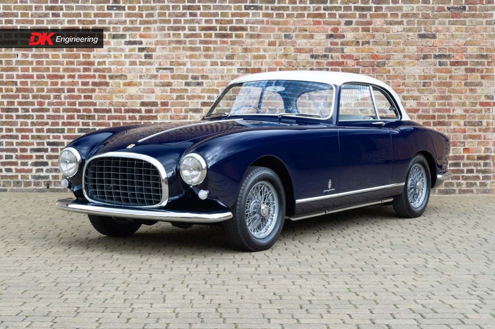 1952 Ferrari 212 The First Berlinetta Ferrari Bodied By Pinin Farina Classic Driver Market