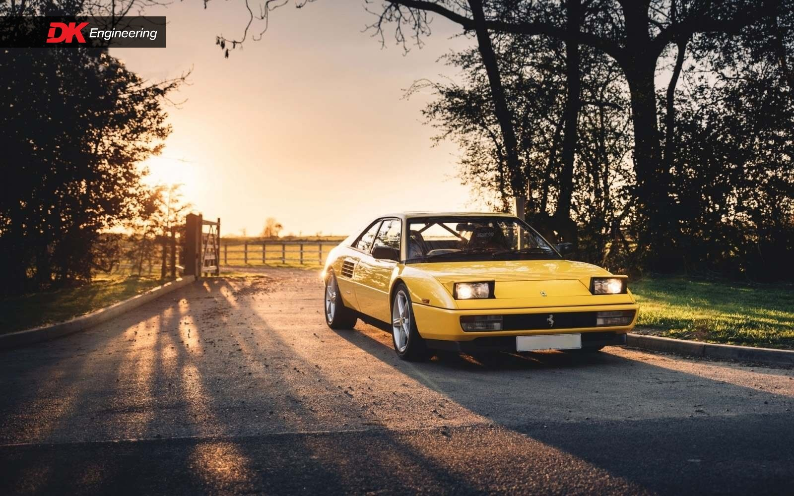 1989 Ferrari Mondial Powered By A 430 Challenge Classic Driver Market