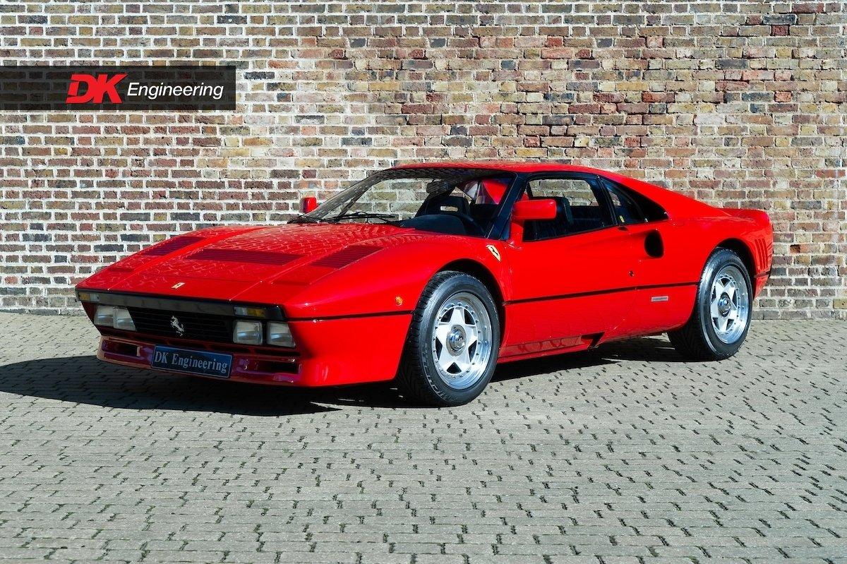 1985 Ferrari 288 Gto 22 500 Kms Classiche Certified Classic Driver Market