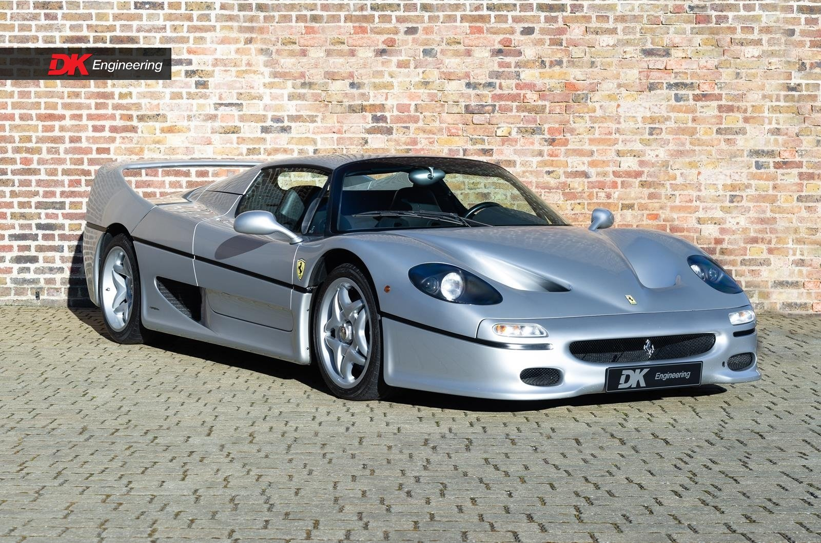 1997 Ferrari F50 1 Of Just 4 Examples In Argento Nurburgring Classic Driver Market