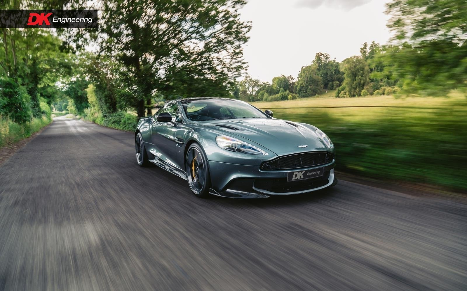 2018 Aston Martin Vanquish Rhd 200 Miles From New 1 Owner Classic Driver Market