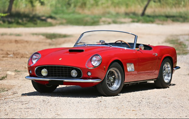 1961 Ferrari 250 Gt Swb California Spider Classic Driver Market