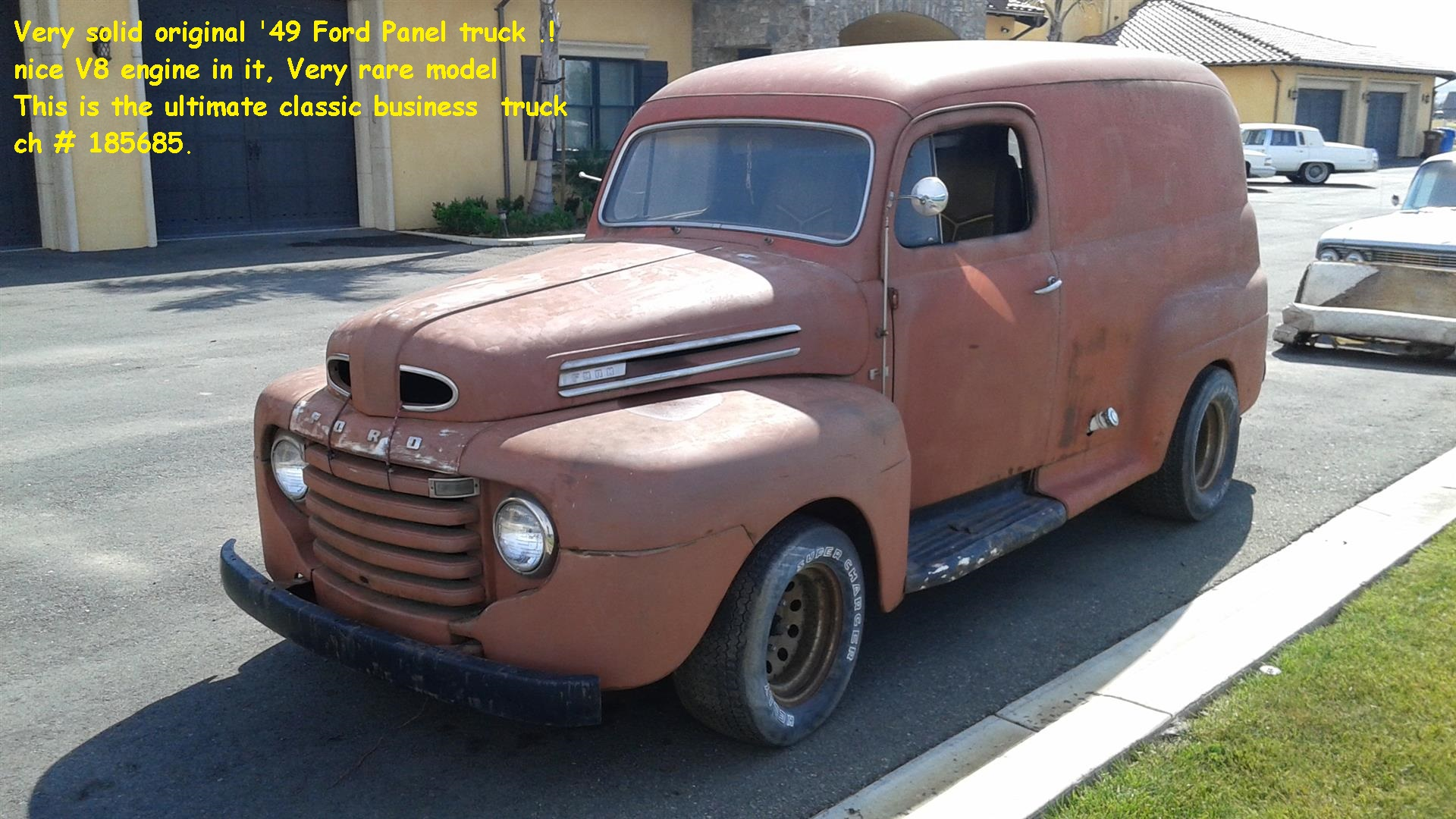 1949 Ford Pick Up | Classic Driver Market