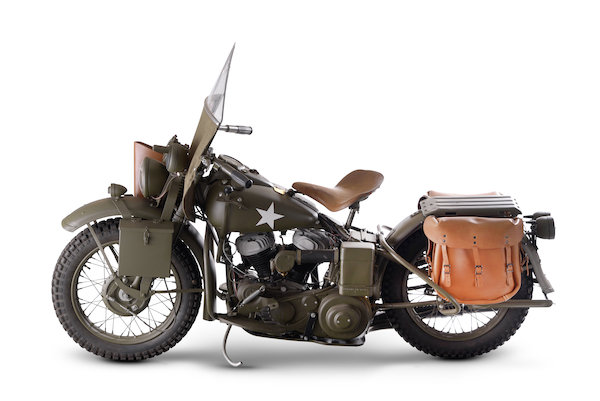 1942 Harley Davidson Other Classic Driver Market