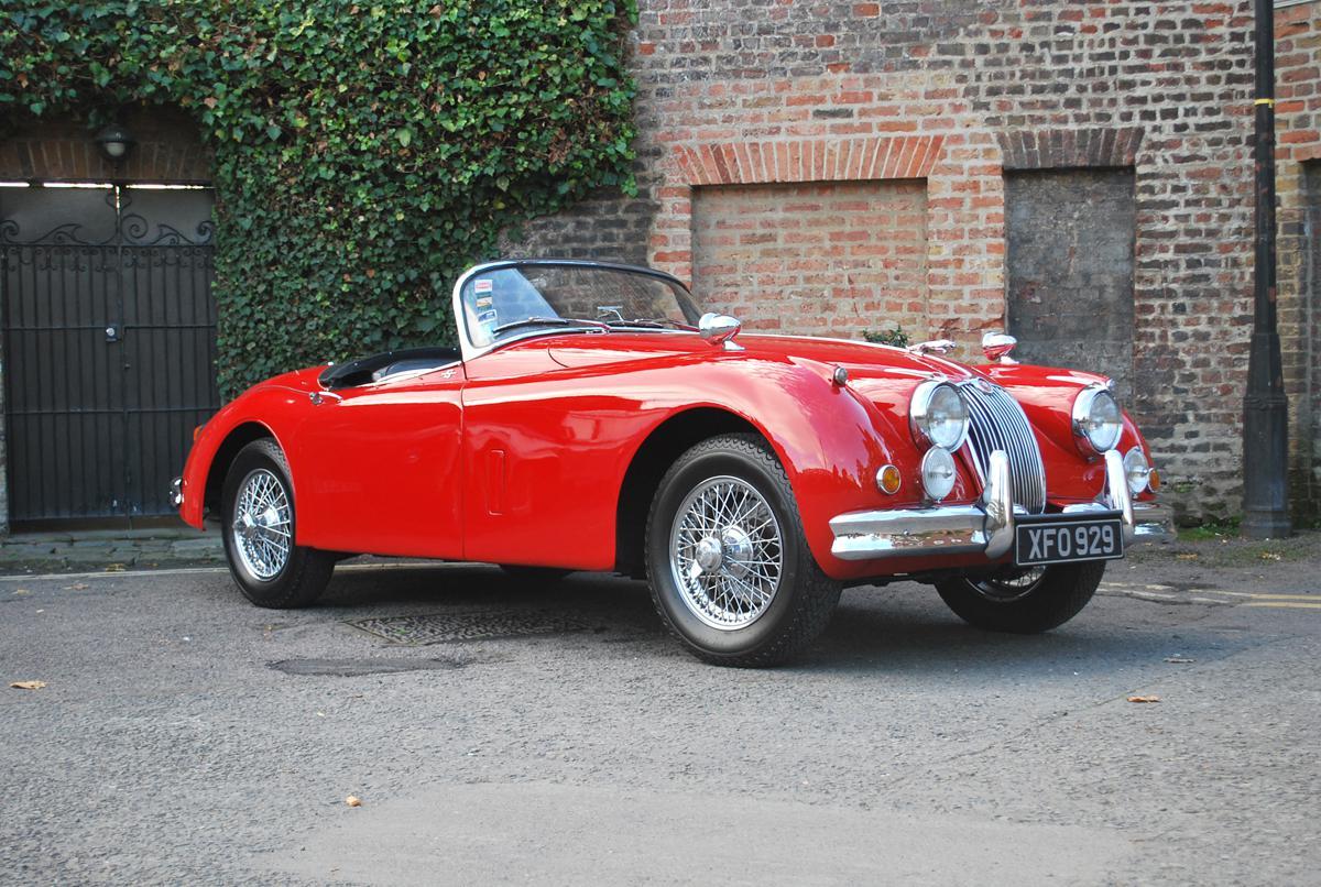 1958 Jaguar Xk 150 Classic Driver Market 1950s S