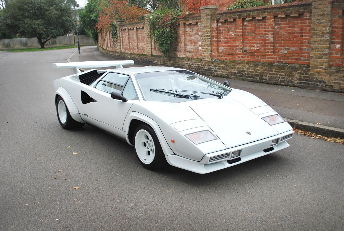 1984 Lamborghini Countach Classic Driver Market