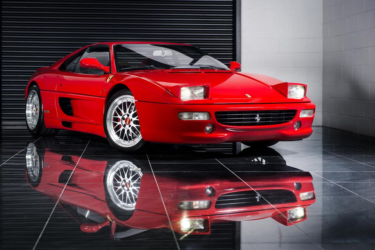 1999 Ferrari F355 Classic Driver Market
