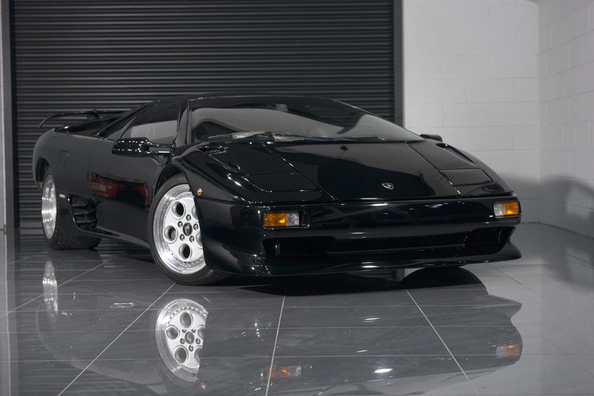 1994 Lamborghini Diablo | Classic Driver Market