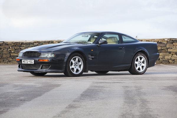 1996 Aston Martin V8 Vantage V550 Classic Driver Market