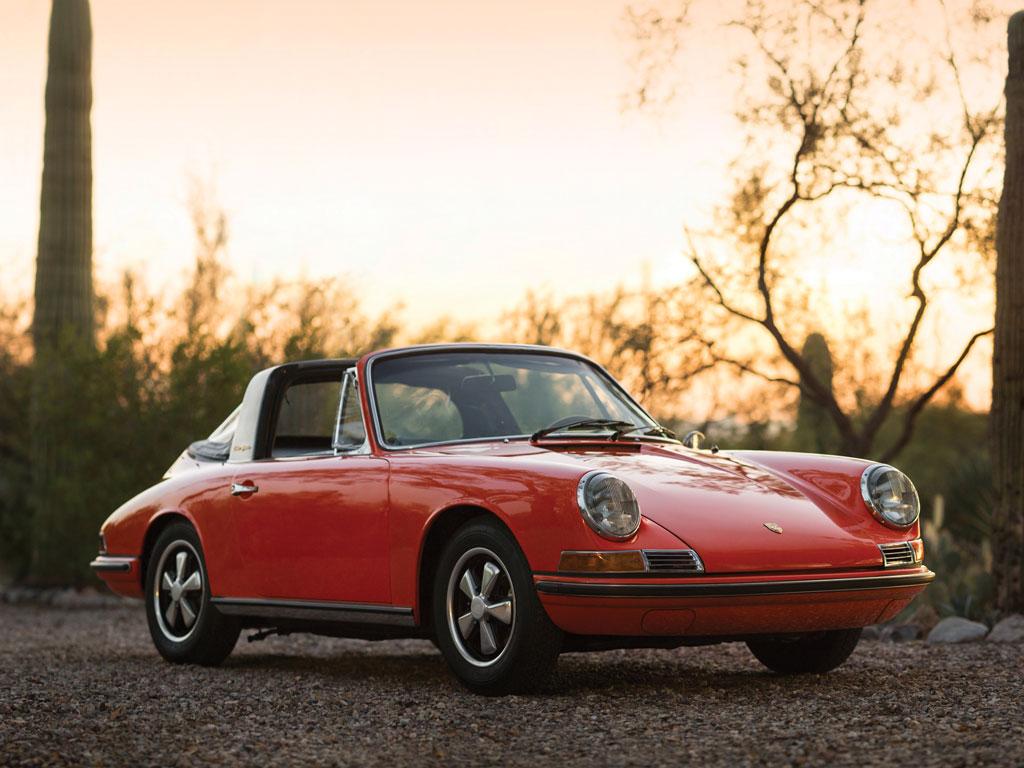 1968 Porsche 911 S Soft Window Targa Classic Driver Market 1972 Wiring Harness