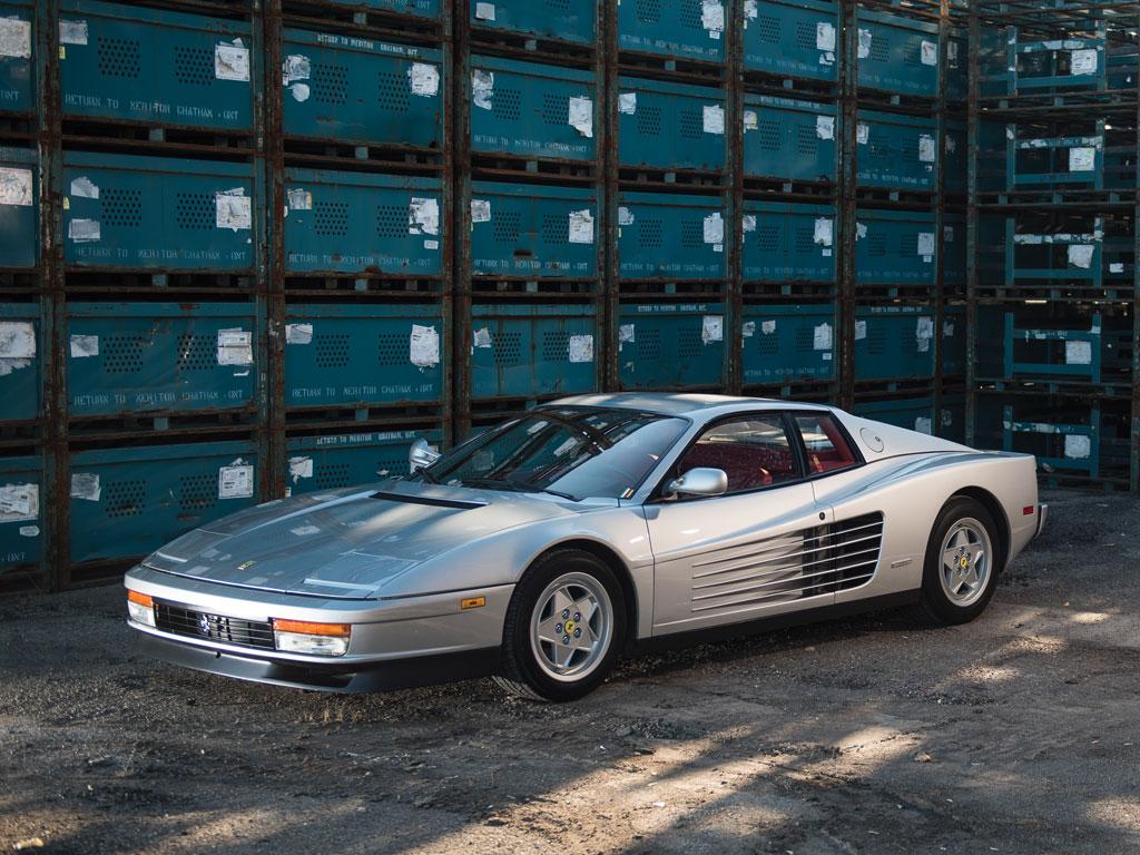 1991 ferrari testarossa classic driver market vanachro Images