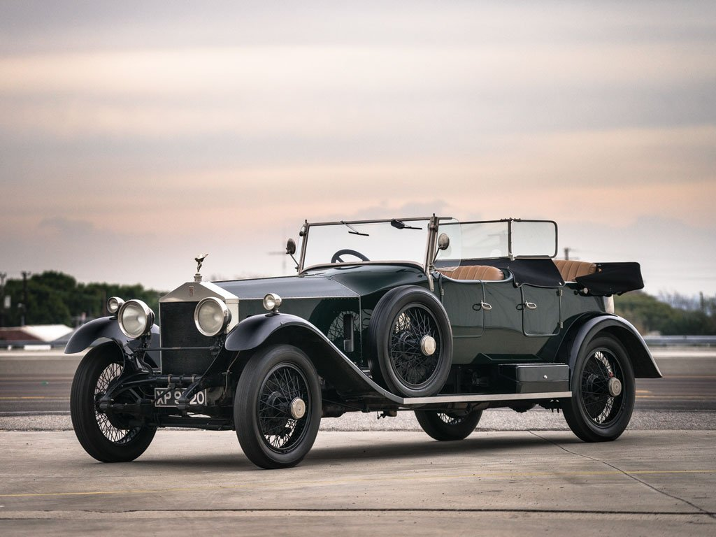 1923 rolls royce silver ghost 40 50 hp silver ghost. Black Bedroom Furniture Sets. Home Design Ideas