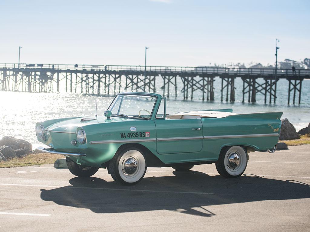1965 Amphicar Amphibious Car - 770 | Classic Driver Market