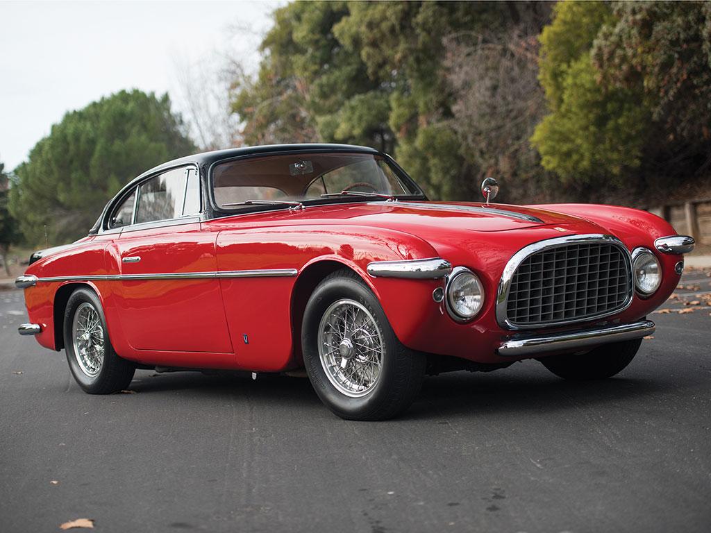 1953 Ferrari 212 - Inter Coupe | Classic Driver Market