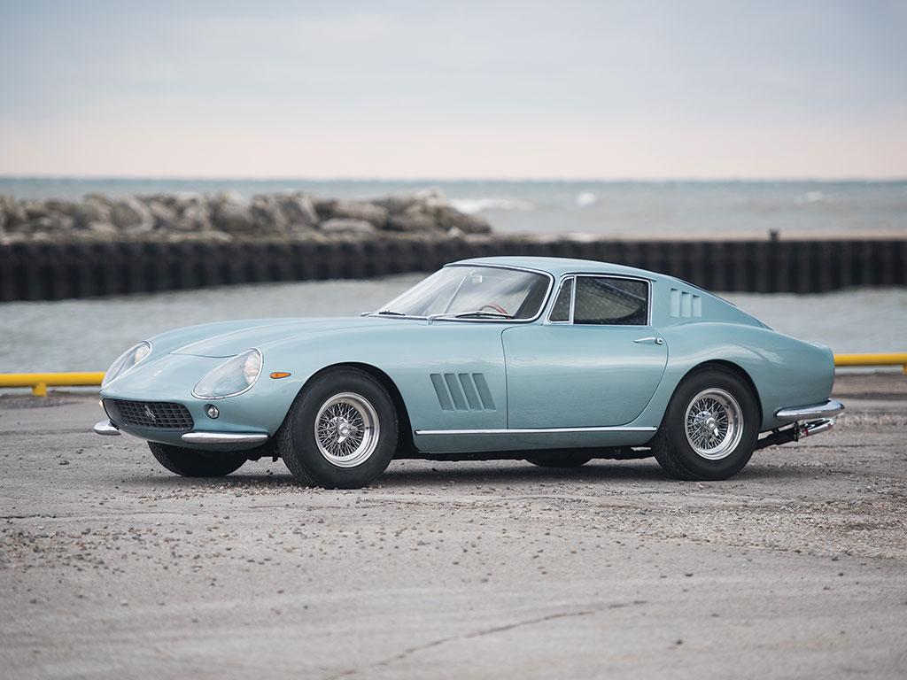 1965 ferrari 275 gtb classic driver market vanachro Images