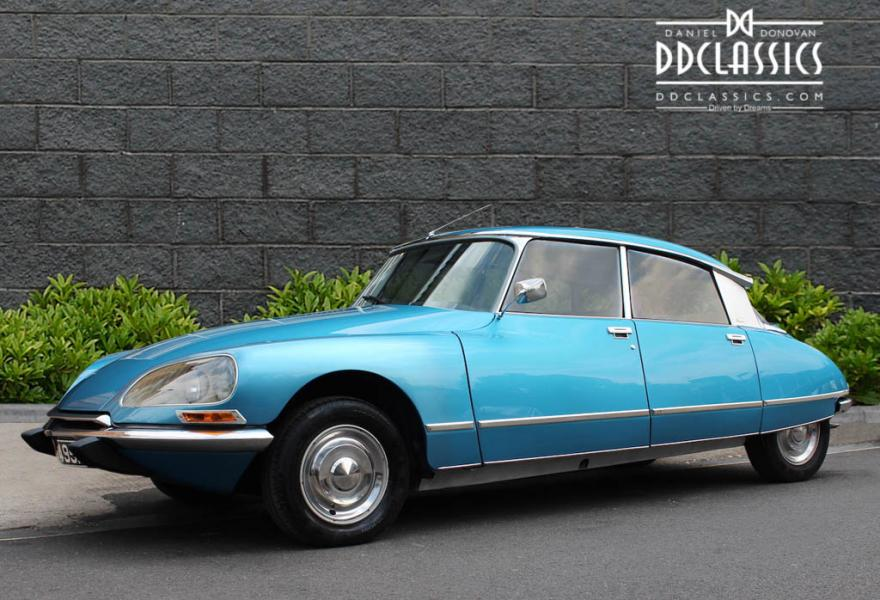 1974 citroen ds 23 efi pallas rhd classic driver market. Black Bedroom Furniture Sets. Home Design Ideas