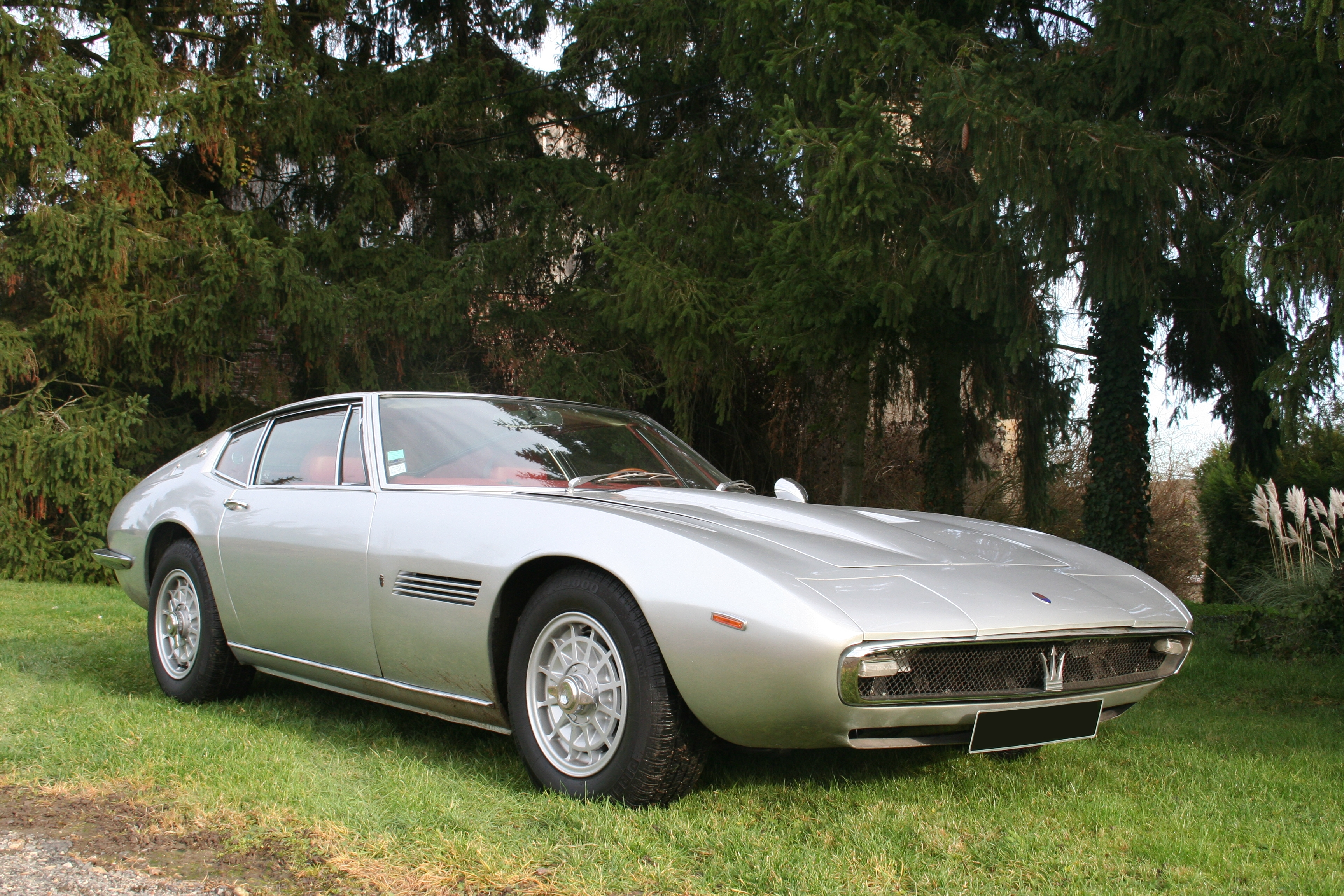 1968 Maserati Ghibli | Classic Driver Market
