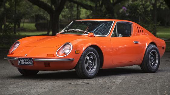 1972 Puma Gt Coupe Classic Driver Market