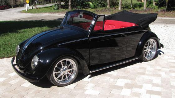 1966 VW Beetle - Convertible Custom | Classic Driver Market
