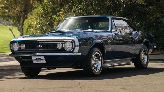 1967 Chevrolet Camaro Yenko Super Camaro Ss 427