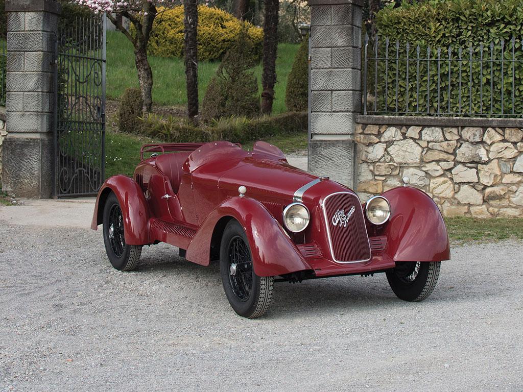 Mc R on Alfa Romeo Spider Rear Suspension