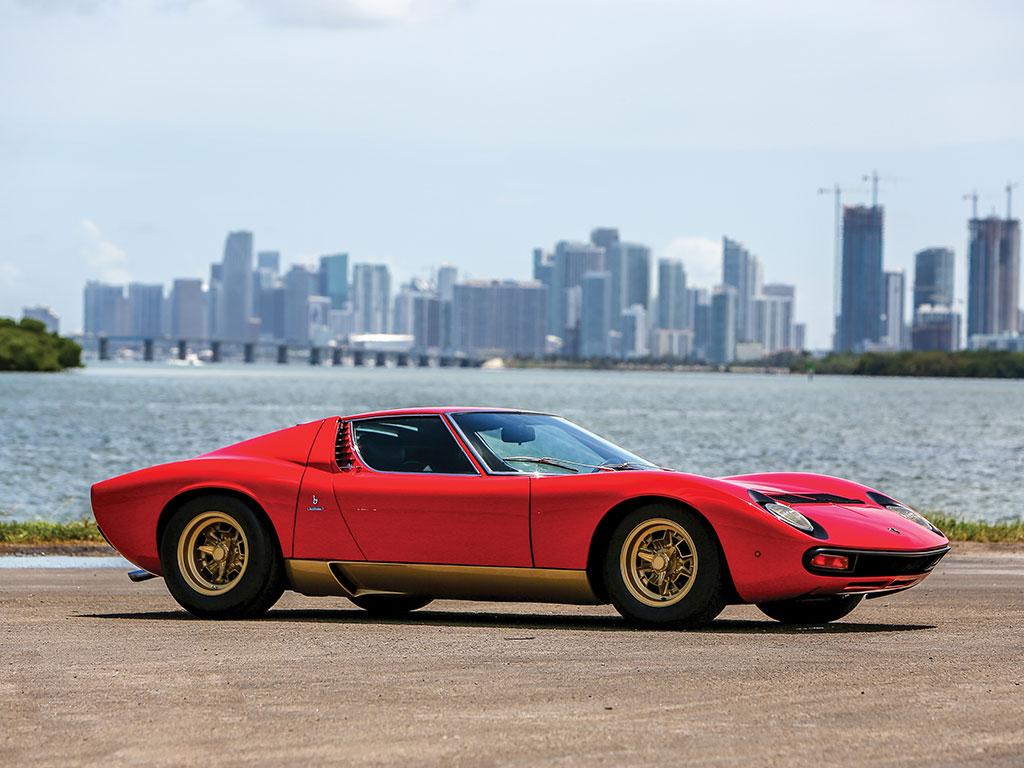 Lamborghini Miura Price >> 1972 Lamborghini Miura - P400 SV | Classic Driver Market