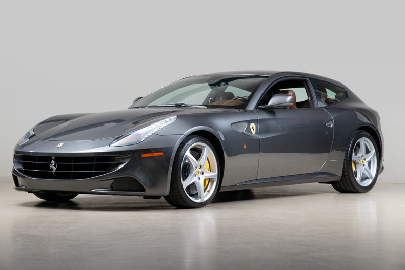 2012 Ferrari Ff Classic Driver Market
