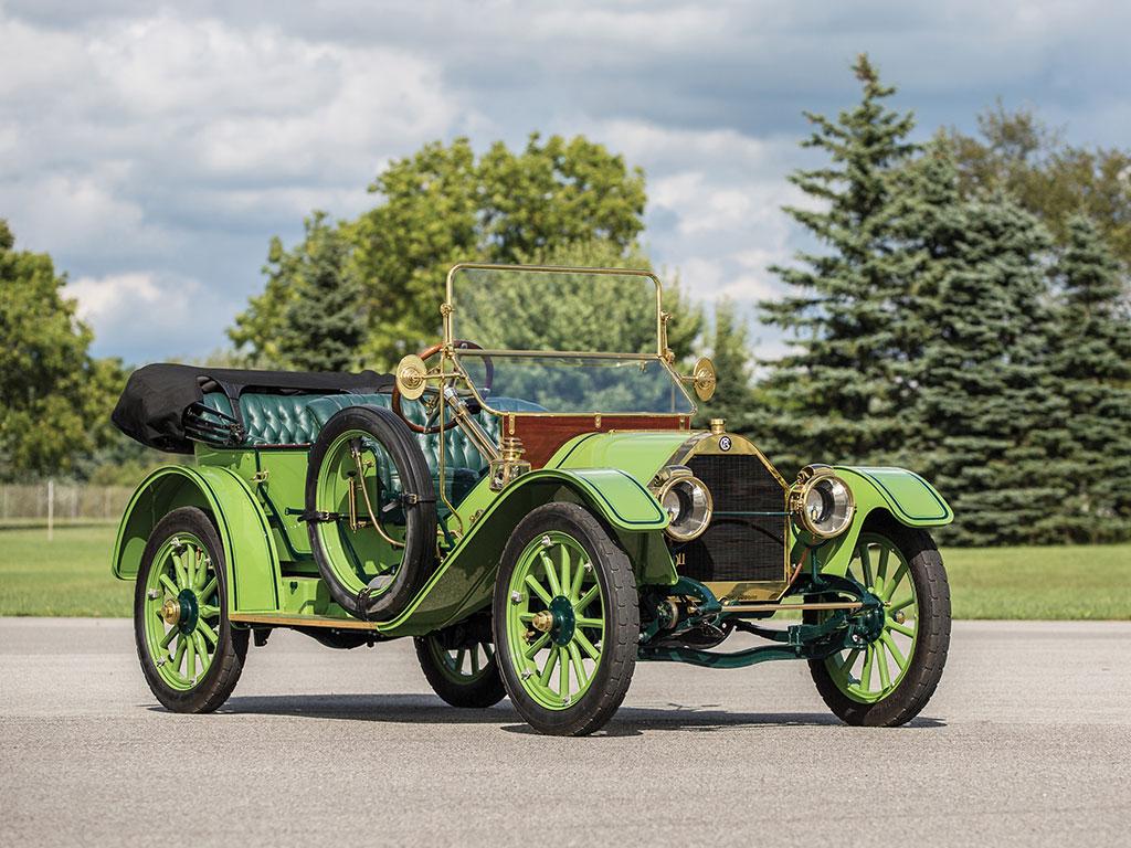1911 Chalmers-Detroit Pony Tonneau | Classic Driver Market