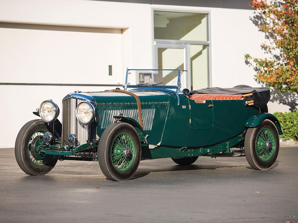 1934 Bentley 3 1/2 Litre | Classic Driver Market