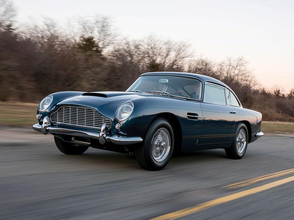 Aston Martin DB Classic Driver Market - Hardtop convertible aston martin