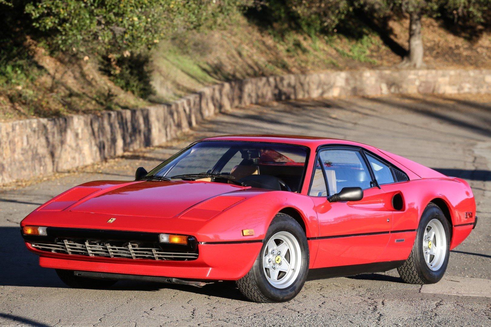 1976 Ferrari 308 Classic Driver Market