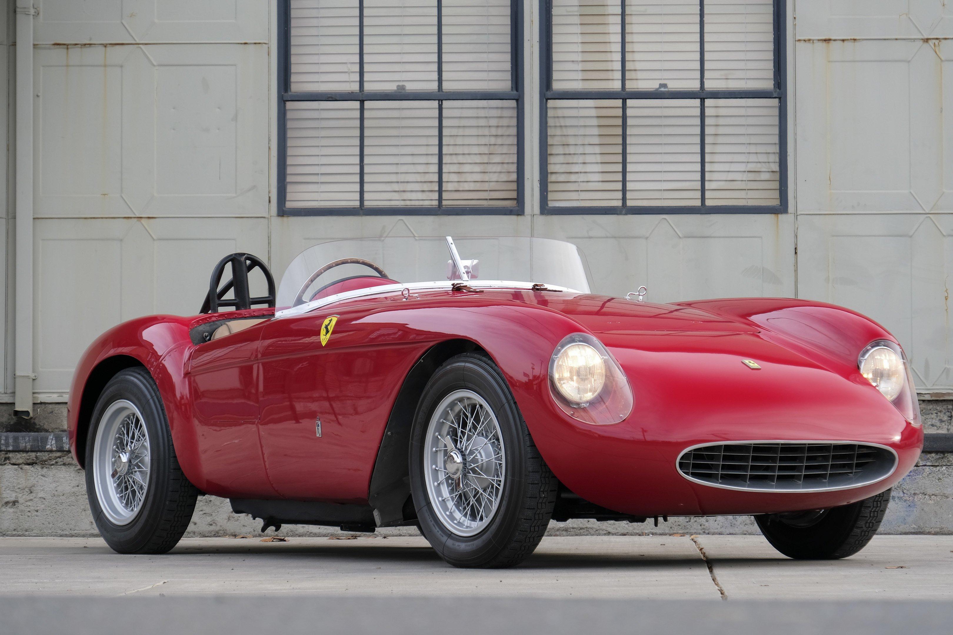 1954 Ferrari 500 Mondial Classic Driver Market