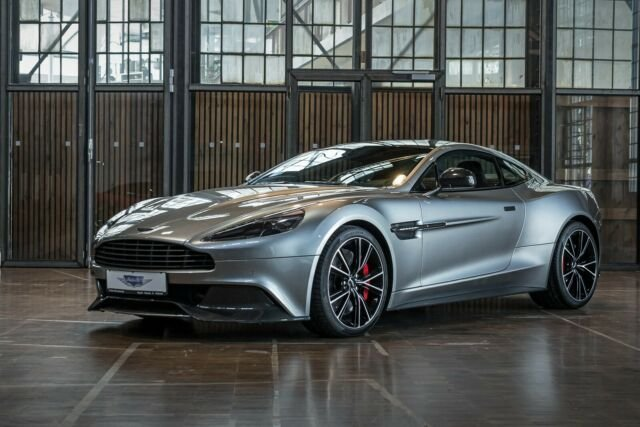 2015 Aston Martin Vanquish Carbon Classic Driver Market