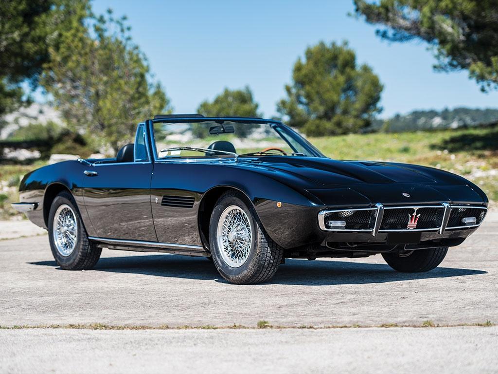 Used Maserati Ghibli >> 1970 Maserati Ghibli - Ghibli 4.7 Spyder | Classic Driver Market