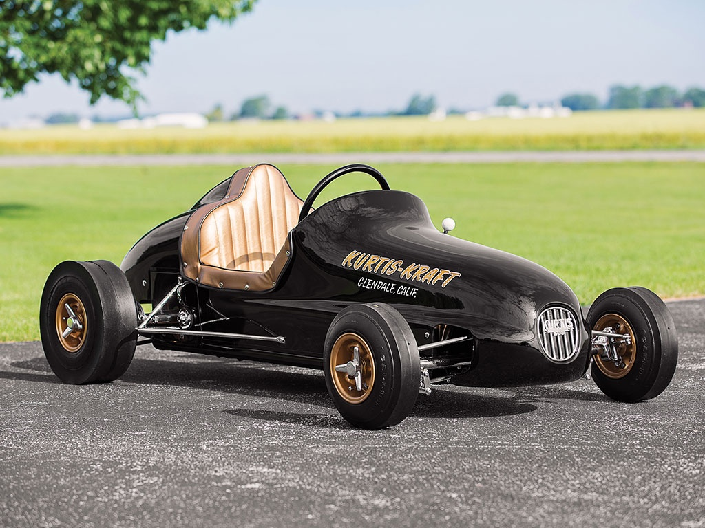 racecar Half midget
