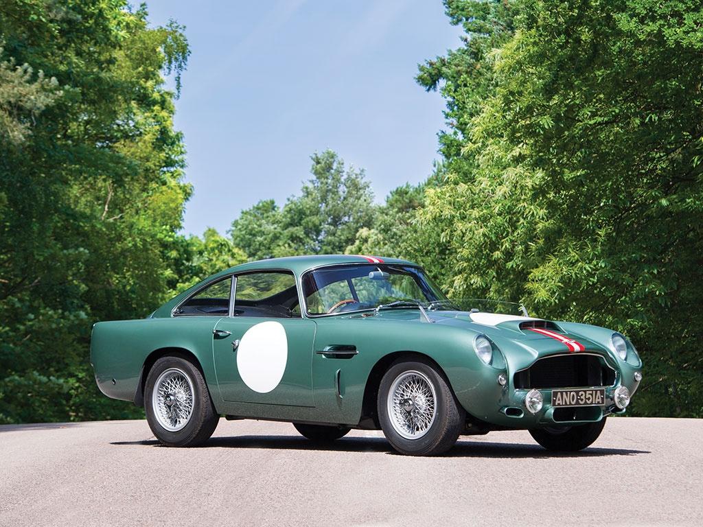 All Types aston db4 zagato : 1959 Aston Martin DB4 - DB4GT Prototype   Classic Driver Market