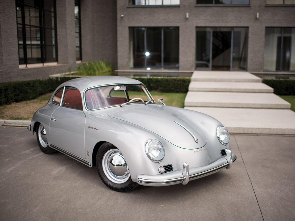 1957 Porsche 356A - Partsopen  |1957 Porsche 356a